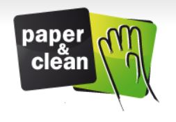 paper and clean